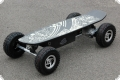 Elektro Skateboard 800W Off Road Black XTC-Edition Li-Ion